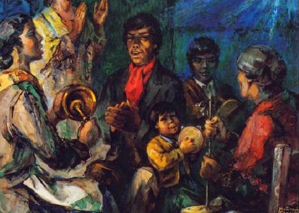 """Jerez y la zambomba (II): """"Así Canta Nuestra Tierra en Navidad"""", la gran y moderna revolución delvillancico"""