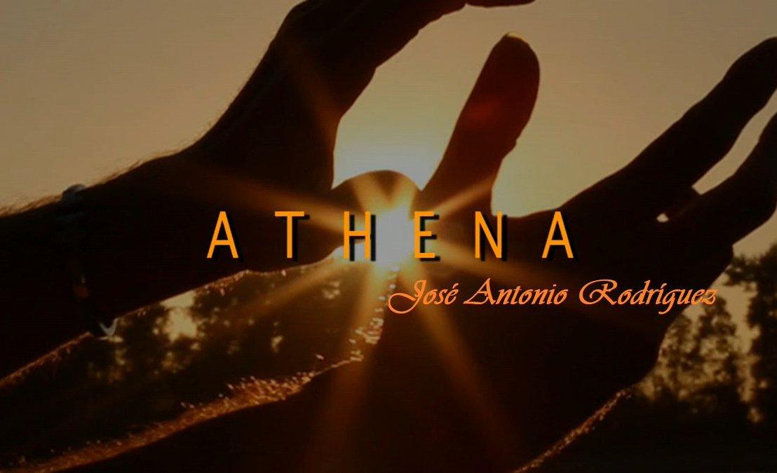 """El guitarrista José Antonio Rodríguez presenta su nuevo single """"Athena"""""""