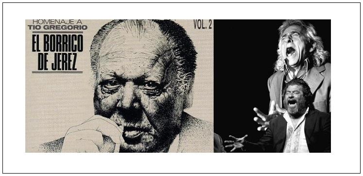 """Programa.- De aquel homenaje en 2010 a Tío Gregorio """"El Borrico"""" en el Teatro Villamarta (yII)"""