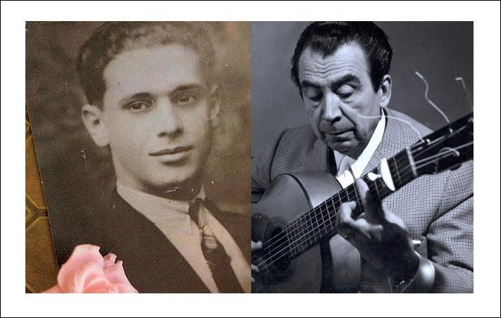 """Programa.- La guitarra de """"Niño Ricardo"""" y los artistassevillanos"""