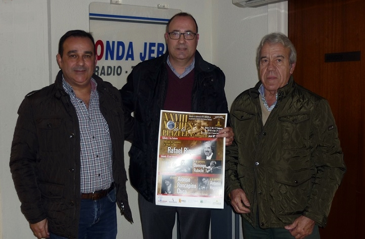 """Programa.- La Peña Los Cernícalos nos presenta sus """" XXVIII Noches de LaPlazuela"""""""