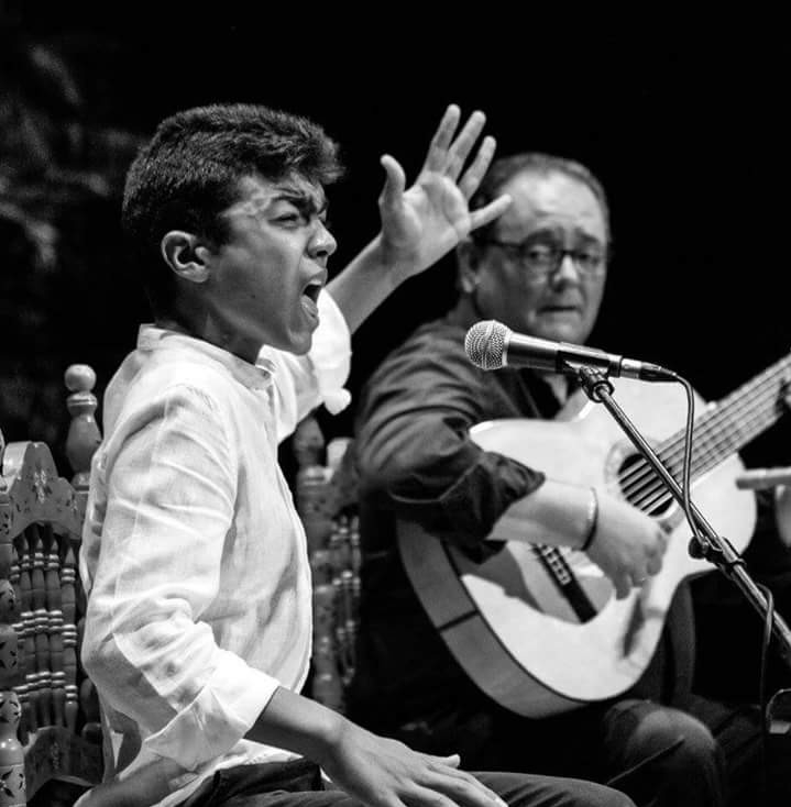 """Programa.- Los nuevos valores: Pepe """"El Boleco"""" de La Puebla de Cazalla (sonidodirecto)"""