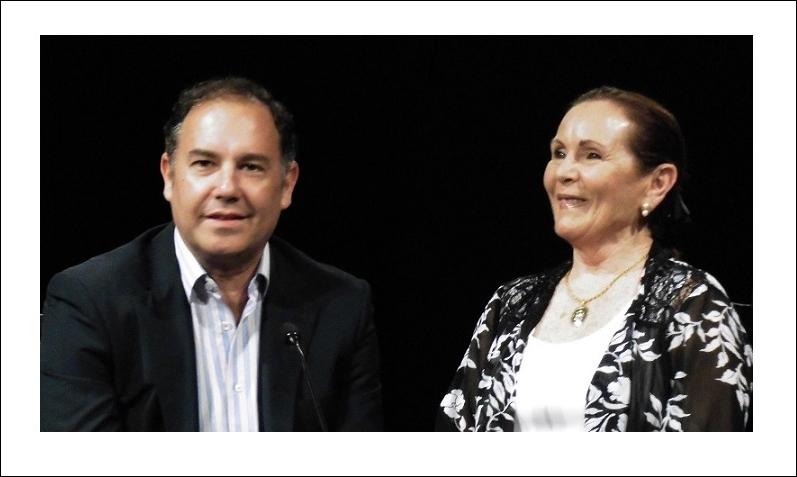 Nos sumamos al reconocimiento de Jerez a la bailaora AngelitaGómez