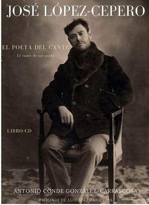 La Platería acoge la presentación del libro sobre José Cepero, el Poeta delCante
