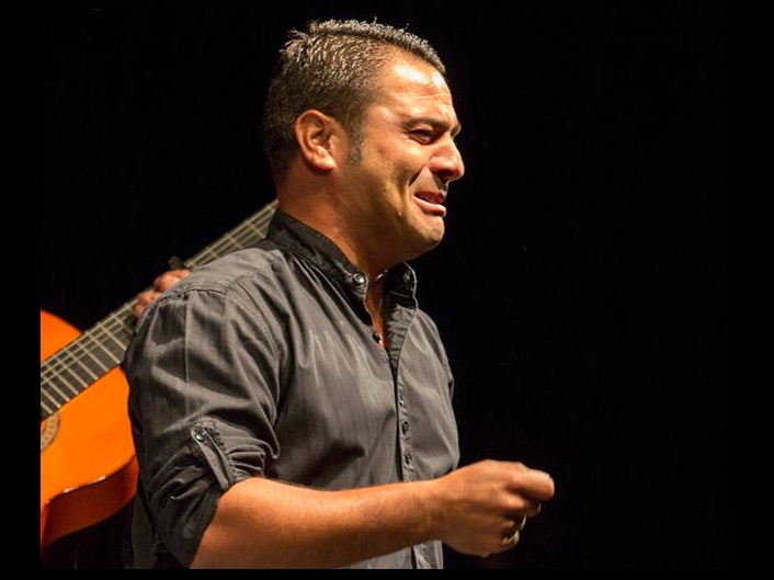 Recital en íntimo de José Mijita en la Academia de José IgnacioFranco