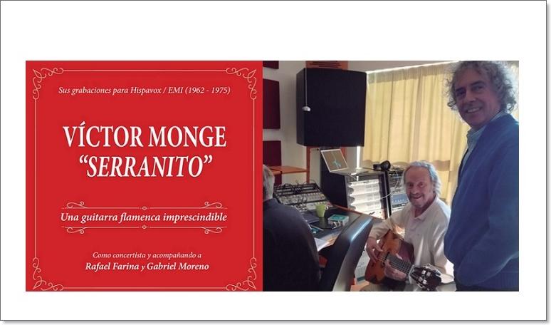 """Programa.- José Manuel Gamboa nos presenta la antología del guitarrista Víctor Monge """"Serranito"""""""