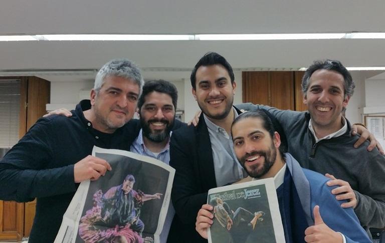 Diario de Jerez calienta el previo al Festival con un vídeo de Miguel ÁngelGonzález