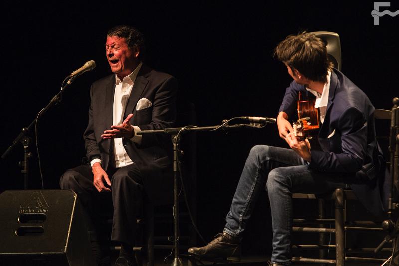 Programa.- Sonido directo del Festival de Jerez 2018: Luis El Zambo con DavidCarmona