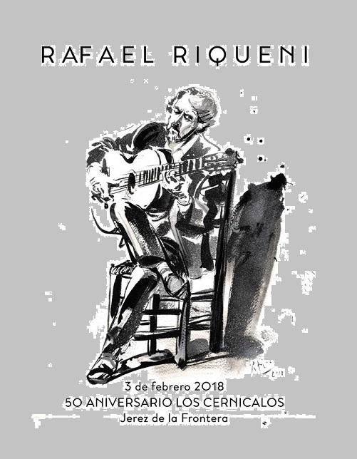 Rafael Riqueni inaugura este sábado las XXVIII Noches de La Plazuela en LosCernícalos