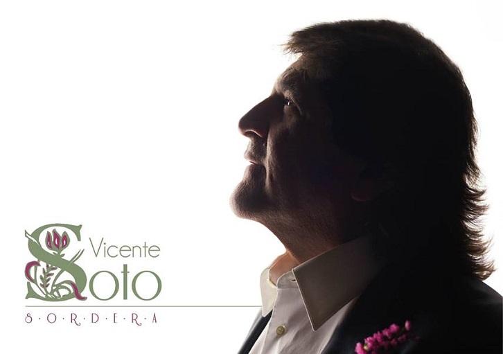 """Vicente Soto """"Sordera"""" presenta su nuevo disco """"A la mujer, coplas del desagravio"""""""