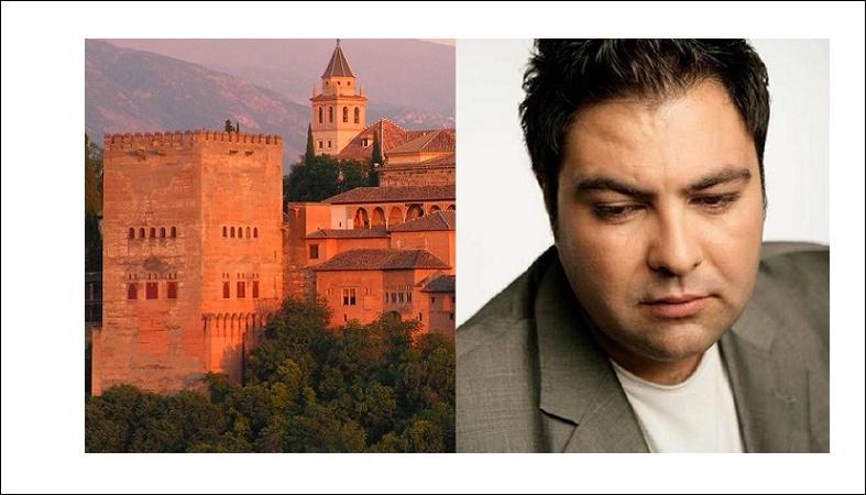 """Programa.- Antonio Campos nos presenta """"Desde La Alhambra, yo te loscuento"""""""