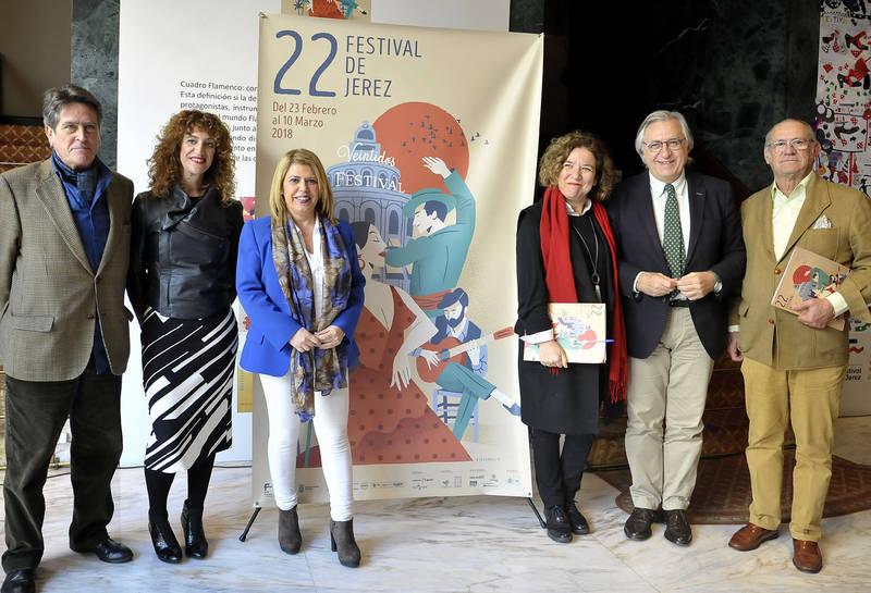 Balance del Festival de Jerez 2018. Los números de la citainternacional