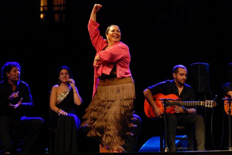 Presentada la XXIX Giraldilla Flamenca de Lebrija en homenaje a ConchaVargas