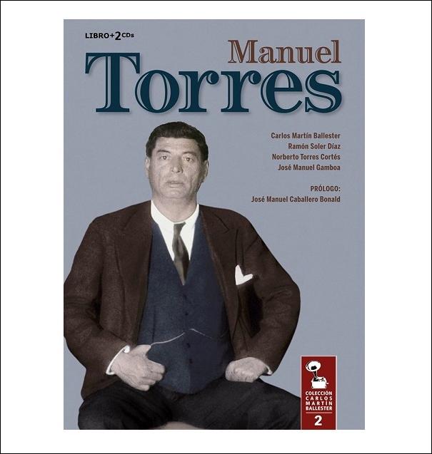 """Manuel """"Torre"""", otra columna del cante de Jerez que revive en lasimprentas"""