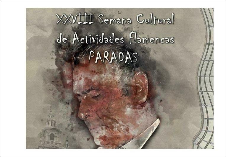 ¡Ya se conoce el cartel de la 28ª edición de La Semana Cultural deParadas!