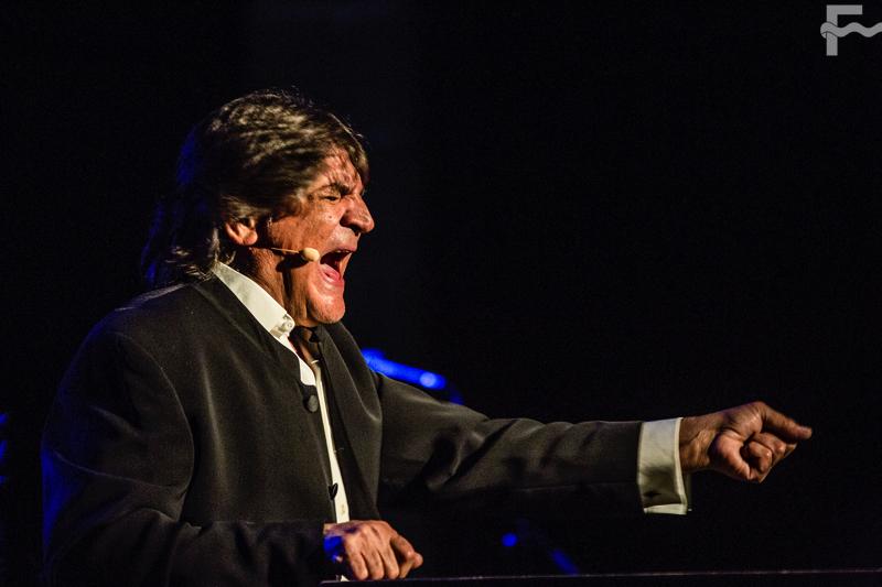 """Programa.- Sonido directo del Festival de Jerez 2018: Vicente Soto """"A lamujer"""""""