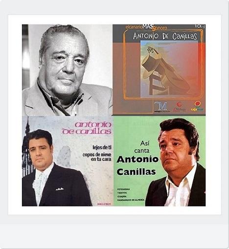 Programa.- Nuestro homenaje radiofónico al maestro malagueño Antonio deCanillas