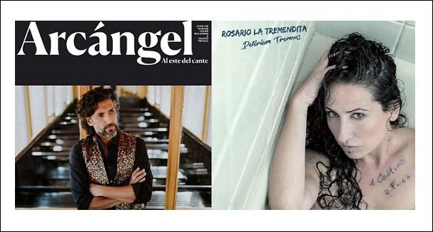 Programa.- De algunas novedades discográficas: Arcángel yTremendita