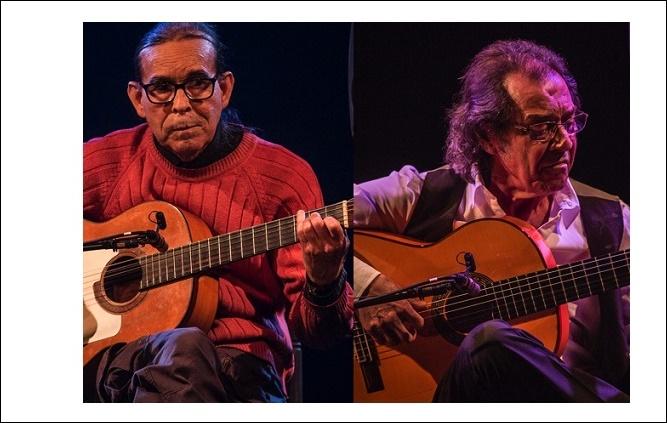 Programa.- Diego de Morón & Pepe Habicuela, guitarras decal