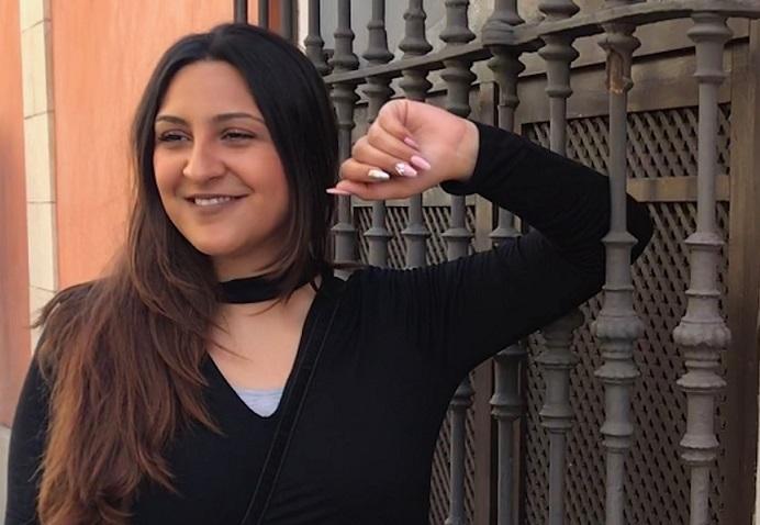 """Lela Soto considera un lujo estar en el II Festival """"Jerez GranReserva"""""""