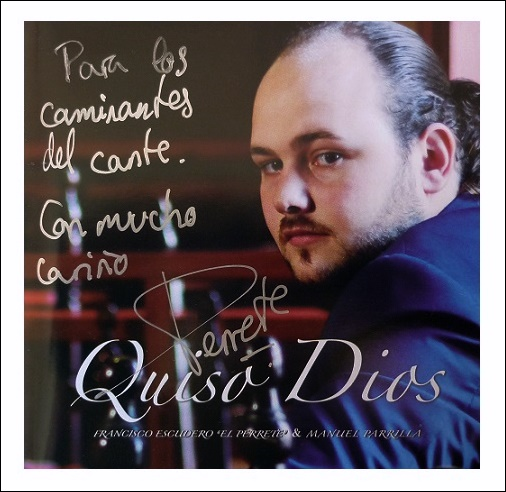 """Programa.- """"El Perrete"""" nos presenta su primer disco """"QuisoDios"""""""
