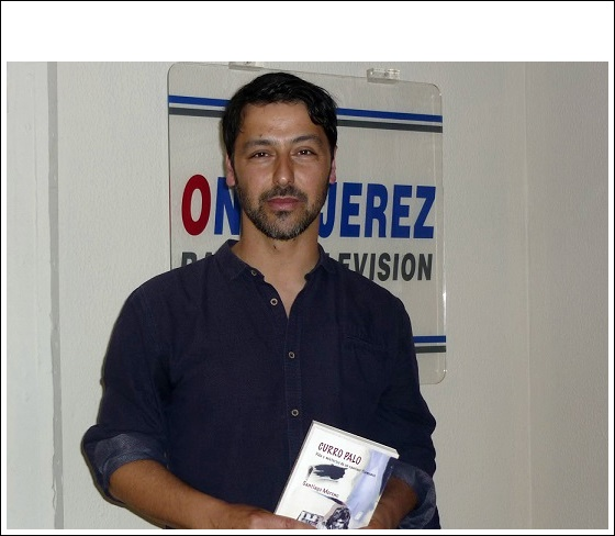 """Programa.- El guitarrista Santiago Moreno nos presenta su libro """"CurroPalo"""""""