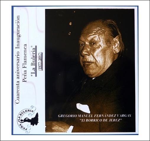 """Aula de Flamenco.- Recital inédito de Tío Gregorio """"El Borrico de Jerez""""(1977)"""