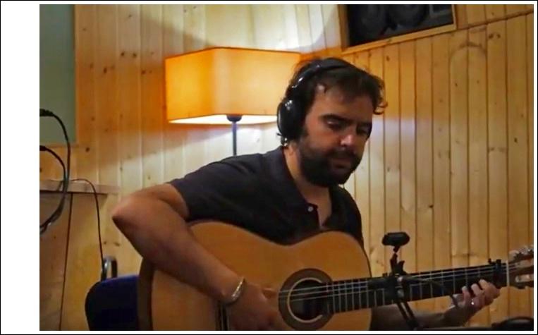 """Entrevista.-  El guitarrista Dani de Morón nos presenta su disco """"21"""""""