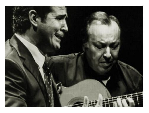 Programa.- La guitarra de Paco Cepero con Santiago Donday y PacoMorillo