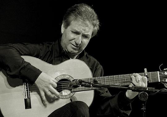 """Programa.- El guitarrista Pascual de Lorca nos presenta su CD """"PuroSueño"""""""