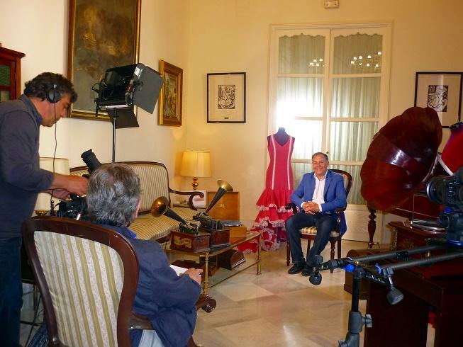 Participamos en un documental de TVE2 sobre Lorca, Torre y SánchezMejías