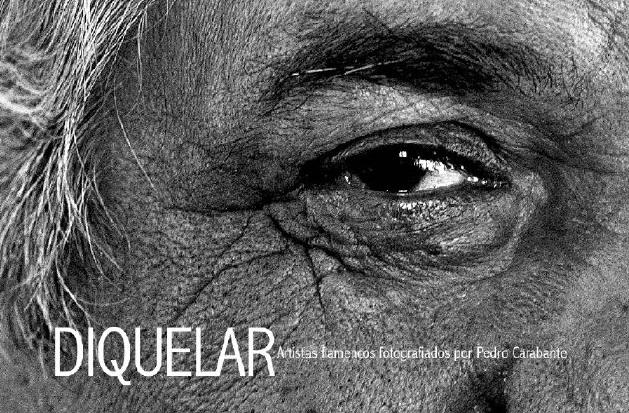 """Pedro Carabante presenta su libro de fotografías flamencas """"Diquelar"""""""