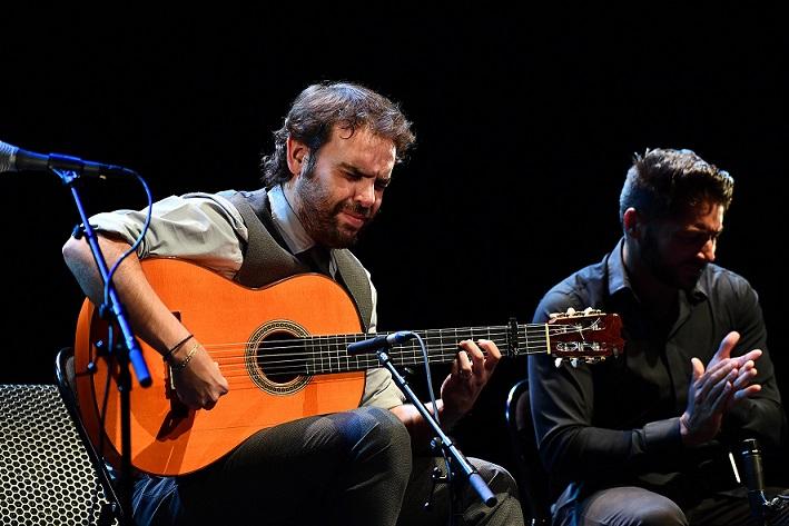 Entrevista.- Dani de Morón nos presenta su concierto en Jerez del próximo 13 dejulio