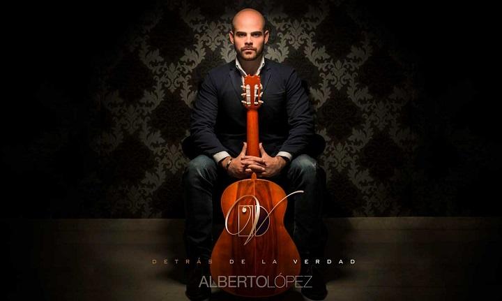 """Programa.- El guitarrista Alberto López nos presenta su disco """"Detrás de laVerdad"""""""
