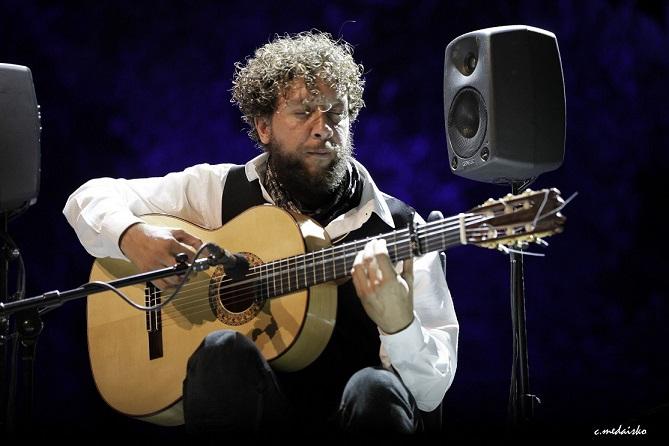 Programa.- Recibimos en nuestros estudios la visita del guitarrista Pepe delMorao