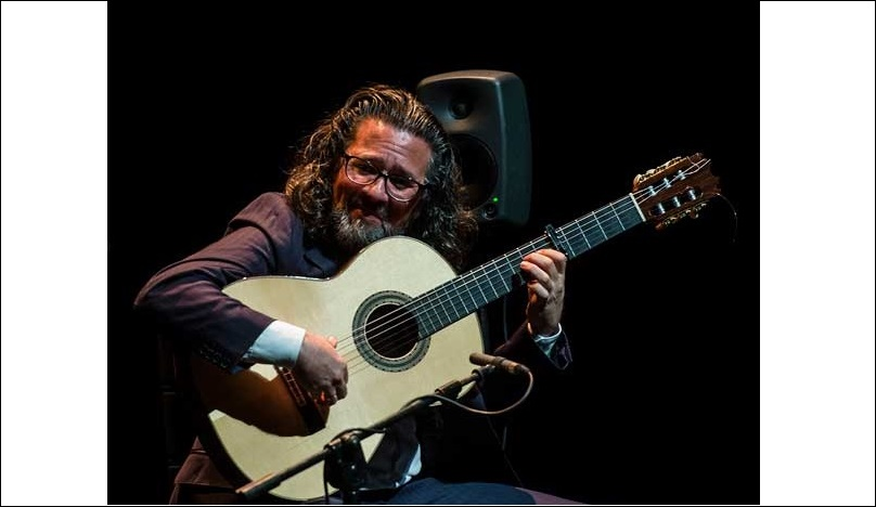 Nos hacemos eco del triunfo de José Gálvez en Suma Flamenca deMadrid