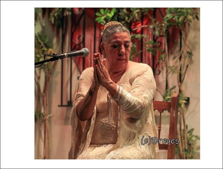 Programa.- Recital en directo de Juana la del Pipa en el CCF Don AntonioChacón