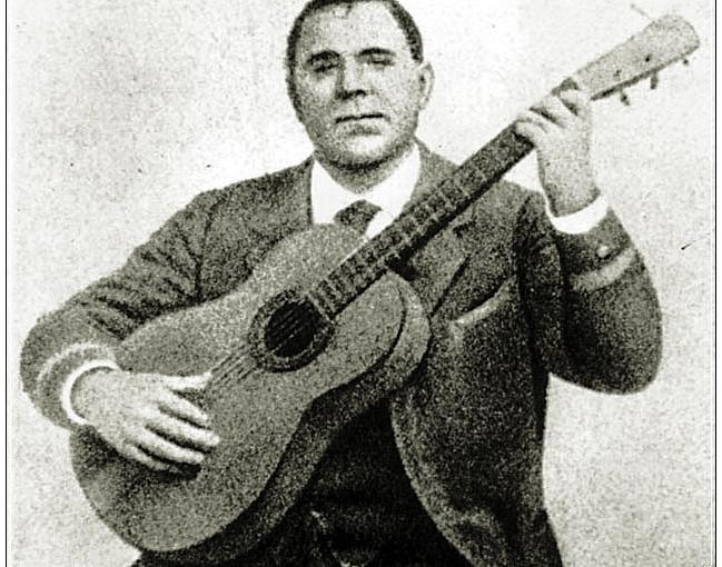 """Centenario del fallecimiento del cantaor malagueño """"JuanBreva"""""""