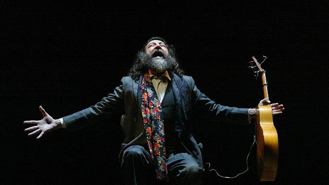 Alba, el mejor homenaje a Manuel Molina a los cuatro años de su adiós(programa)