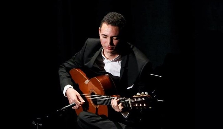 "El guitarrista Álvaro Mora se alza con el primer premio ""Javier Molina"" enJerez"