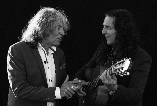José Mercé y Tomatito se alían para grabar disco y emprender unagira