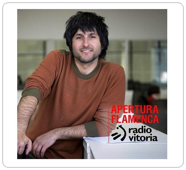 """""""Apertura Flamenca"""" de Radio Vitoria se hace eco de nuestros 25 años enantena"""