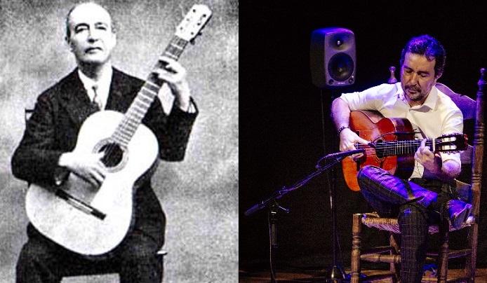"""Desde La Bienal.- """"La edad de oro de la guitarra de Jerez y el 150 aniversario de JavierMolina"""""""