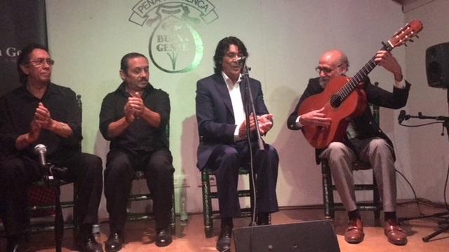 """Vídeo.- Pepe de la Joaquina con """"Niño Jero"""" por bulerías en La BuenaGente"""