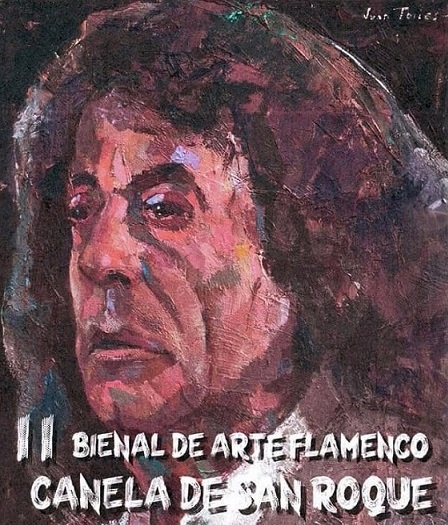 """Comienza la II Bienal Flamenca """"Canela de San Roque""""2018"""