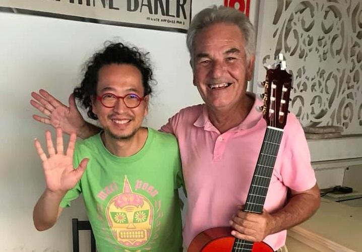 """Al profesor de guitarra flamenca Manuel Lozano """"ElCarbonero"""""""