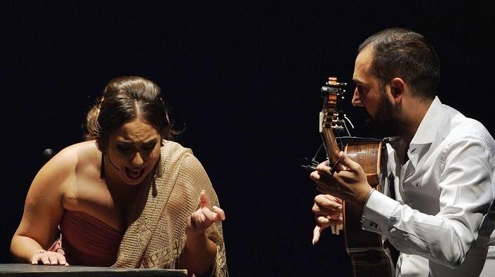 Programa.- Directo de María Terremoto en el Teatro Villamarta de Jerez (yII)