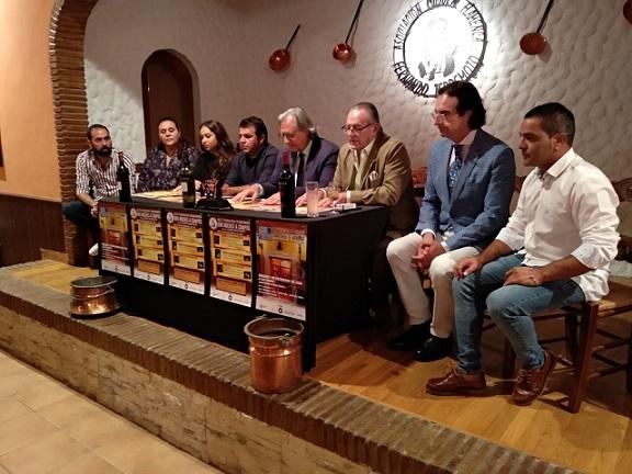 Presentadas las Noches a Compás de la ACF FernandoTerremoto