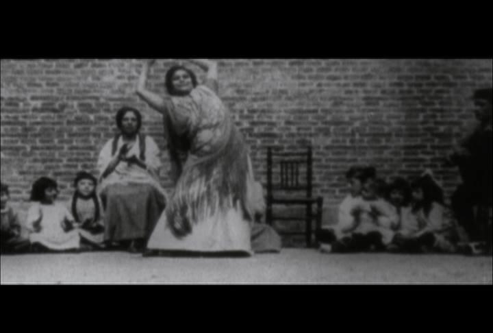 """Aparece una filmación inédita de """"Las Macarronas"""" y """"Ramirito"""" deJerez"""
