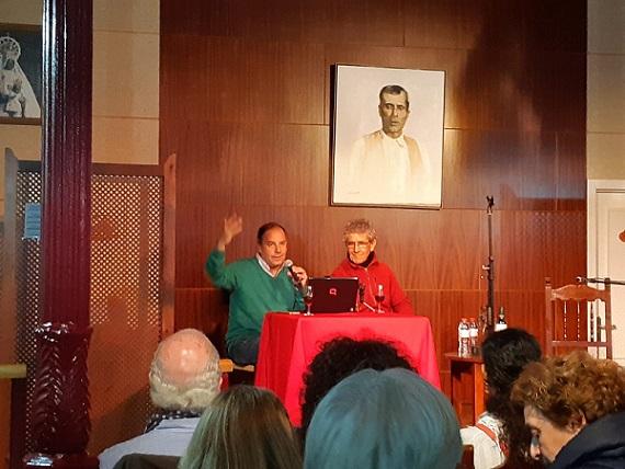 Comienza el XXII Curso de Cante Flamenco en La Peña Tío José dePaula